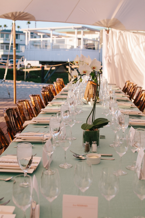 Sunset Farm-to-Table Dinner on the Beach in California // WeAreAdventure.us