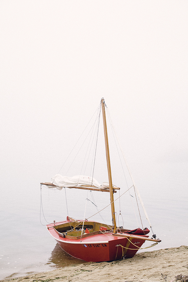 Sailing on Tomales Bay, Inverness, California // WeAreAdventure.us