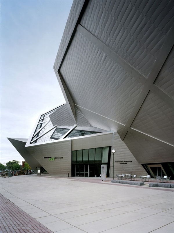 Denver Art Museum, Colorado // WeAreAdventure.us