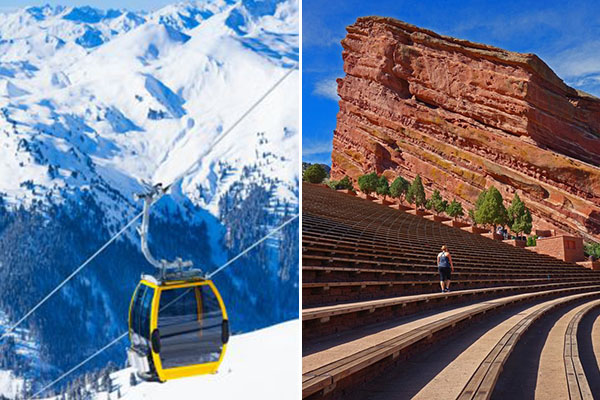 Red Rocks & Ski Season // WeAreAdventure.us