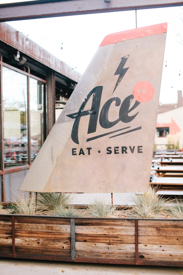 Ace Restaurant, Bar, & Ping Pong spot, Denver, Colorado // WeAreAdventure.us
