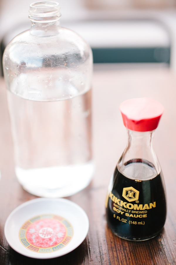 Soy Sauce at Ace Restaurant, Denver, Colorado // WeAreAdventure.us