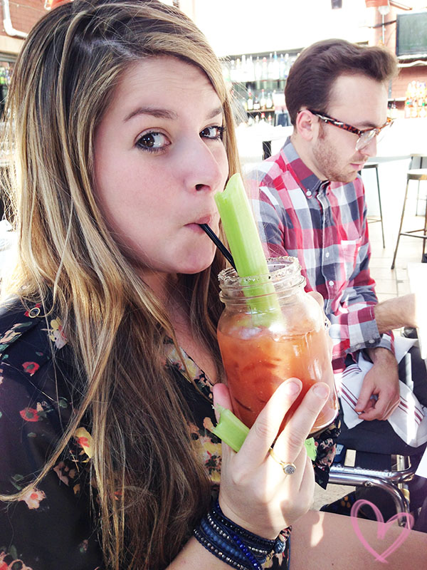 Bloody Mary's at Bacaro for Brunch in Boulder, Colorado // WeAreAdventure.us