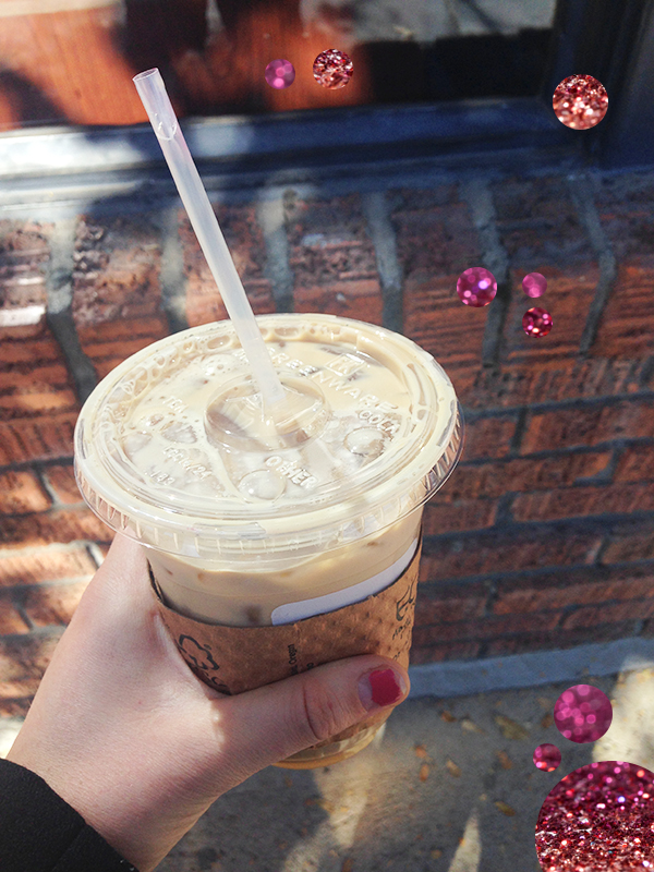 Chocolate-y Iced Coffee at Ozo in Boulder, Colorado // WeAreAdventure.us