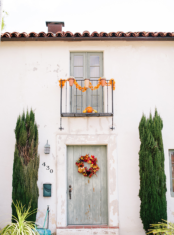 A home near the Old Santa Barbara Mission, Santa Barbara, California // WeAreAdventure.us