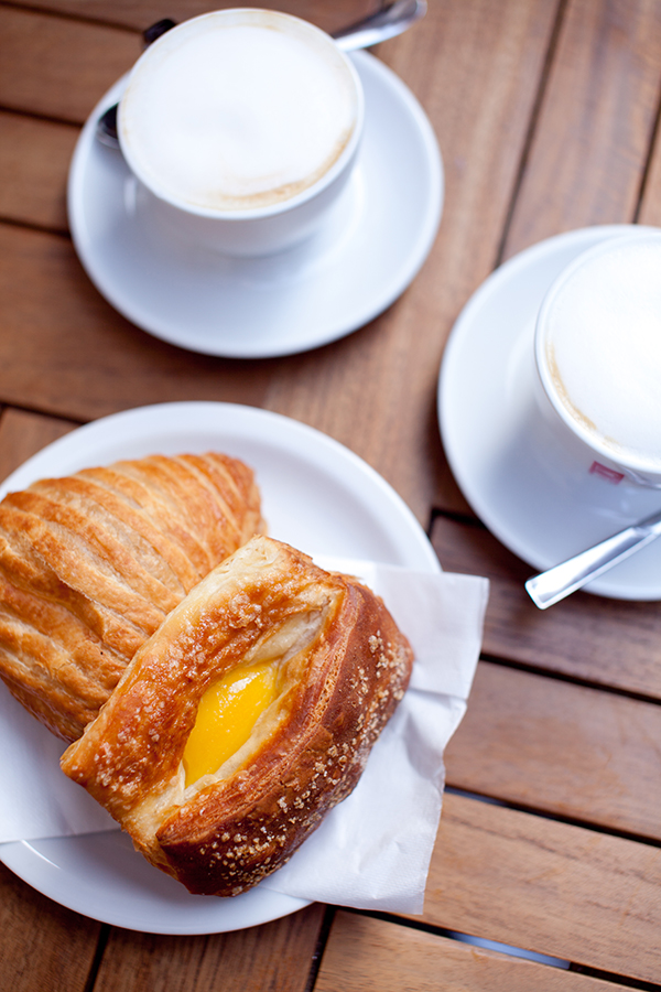 Breakfast - Coffee & Some Pastries in Italy's Cinque Terre // WeAreAdventure.us