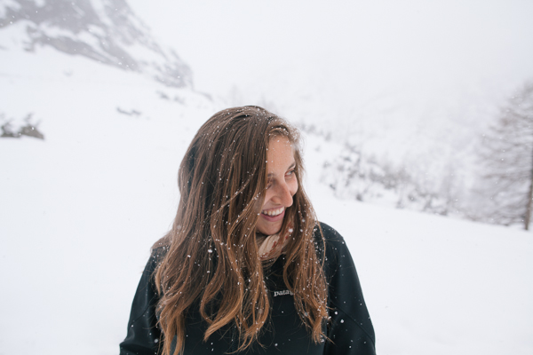 It snowed on us in Switzerland! Photos & stories from a California girl currently traveling the world. // WeAreAdventure.us