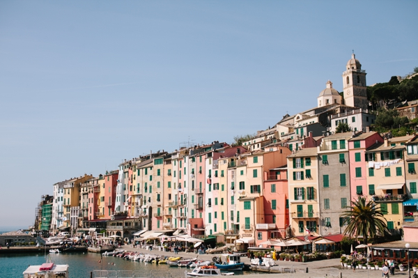 A beautiful day trip to Porto Venere in Italy, right on the Mediterranean and near Cinque Terre // WeAreAdventure.us