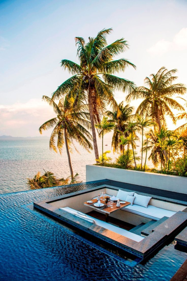 Holy WOW - Stunning Thailand hotel on the beach - Best Travel Pins on Pinterest // WeAreAdventure.us