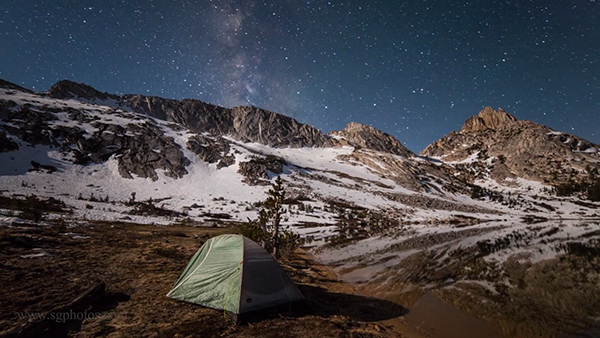 Beautiful timelapse from camping trips and travel around the United States // WeAreAdventure.us