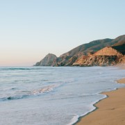 Beach day at Montara Beach in California // WeAreAdventure.us