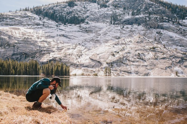 Winter backpacking in Yosemite National Park, California // WeAreAdventure.us