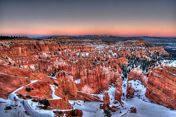 Bryce Canyon National Park And Other Beautiful Places To Visit In The United States
