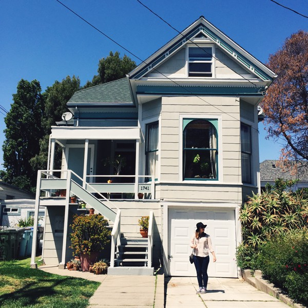 Our little Victorian House // SimoneAnne.com