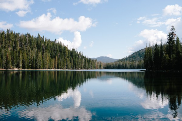 Backpacking loop in Lassen National Park, California, in May // WeAreAdventure.us, a travel blog