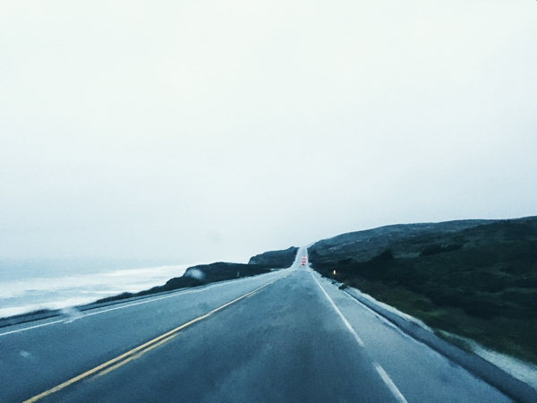 Santa Cruz California as a part of a Highway One Roadtrip in California // WeAreAdventure.us