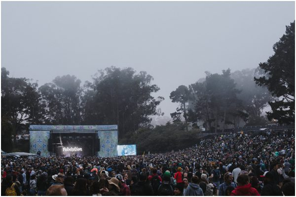 Outside Lands Music Festival, August 2017, Golden Gate Park // WeAreAdventure.us
